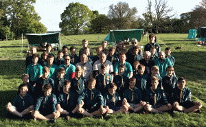 2017 Pinkneys Green Scouts Troop Camp
