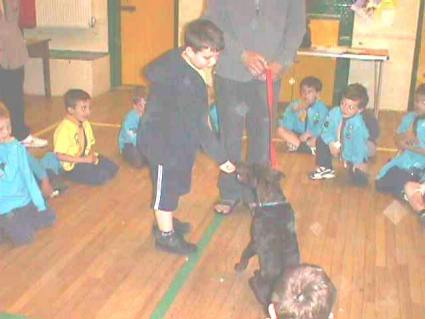 Beavers Pets Evening May 2006