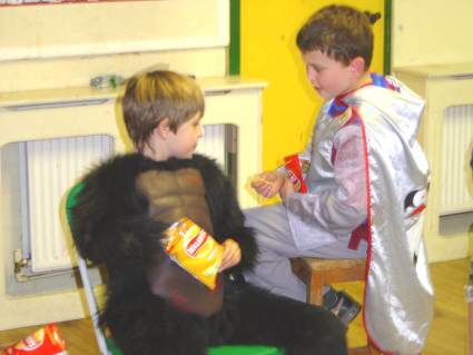 Cubs New Years Party - January 2006