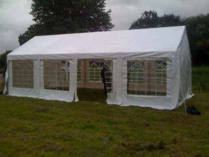 Marquee For Hire approx 13ft x 26ft & Pinkneys Green Scout Group - Marquee Hire