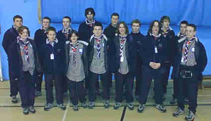 Maidenhead 15 Scouts going on World Jamboree in Thailand