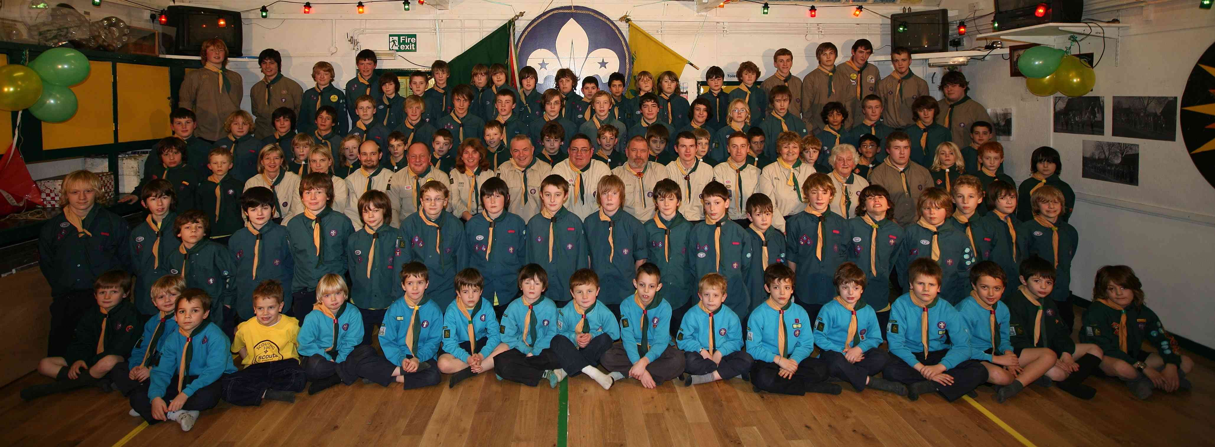 Pinkneys Green Scout