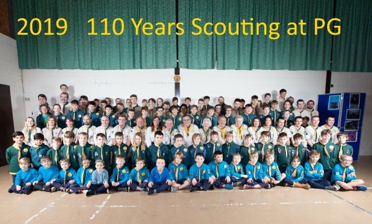 PG 2019 Scouts Birthday Party